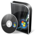 128x128px size png icon of Vista ultimate disc