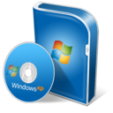 128x128px size png icon of Win XP Professional disc
