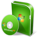 Win XP family disc Icon