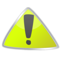 128x128px size png icon of Error