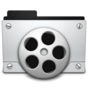 128x128px size png icon of Movies