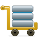 128x128px size png icon of Database development