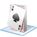 128x128px size png icon of Windows 7 card game