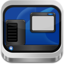 128x128px size png icon of Desktop