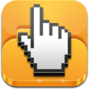 128x128px size png icon of Folder Links