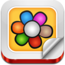128x128px size png icon of Image File