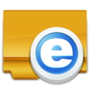 128x128px size png icon of ActiveX Cache