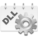 128x128px size png icon of DLL