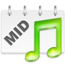 128x128px size png icon of MID