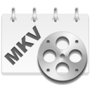 128x128px size png icon of MKV