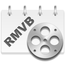 128x128px size png icon of RMVB