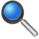 128x128px size png icon of Search 2