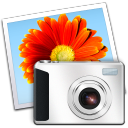 128x128px size png icon of Windows Live Gallery