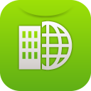 128x128px size png icon of global market