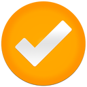 128x128px size png icon of Clear Tick