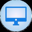 128x128px size png icon of DesktopFolder