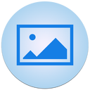 128x128px size png icon of PicturesFolder