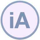 128x128px size png icon of iA