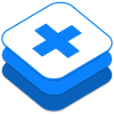 128x128px size png icon of Bloglovin