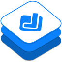 128x128px size png icon of Foursquare
