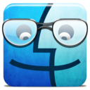 128x128px size png icon of Dock Finder