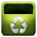 Dock Trashcan Icon
