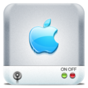 128x128px size png icon of Drives Internal Disk
