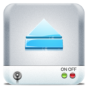 128x128px size png icon of Drives Removable