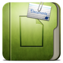 128x128px size png icon of Folder Documtents Folder