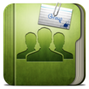 128x128px size png icon of Folder Group Folder