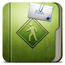128x128px size png icon of Folder Public Folder