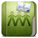 128x128px size png icon of Folder Sharepoint Folder