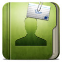 128x128px size png icon of Folder User Folder