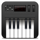 128x128px size png icon of Misc Audio Midi Setup