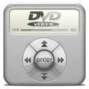 128x128px size png icon of Misc DVD Player