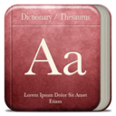 128x128px size png icon of Misc Dictionary