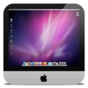128x128px size png icon of Misc iMac