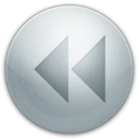 128x128px size png icon of Backward