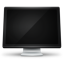 128x128px size png icon of Computer Alt