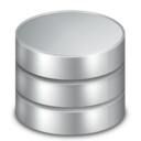128x128px size png icon of Database 3