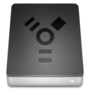 128x128px size png icon of Firewire Drive