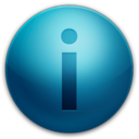 128x128px size png icon of Alarm Info