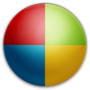 128x128px size png icon of Alarm Windows Security