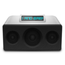 128x128px size png icon of Device Speakers