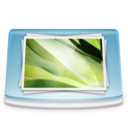 128x128px size png icon of Folders Images Folder