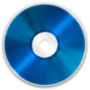 128x128px size png icon of Media Blu Ray