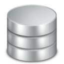 128x128px size png icon of Misc Database 3