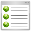 128x128px size png icon of Network Panel Settings