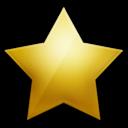 128x128px size png icon of Start Menu Favorites