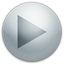 128x128px size png icon of alarm play